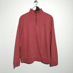 Men's Polo Ralph Lauren half zip Pullover sweater